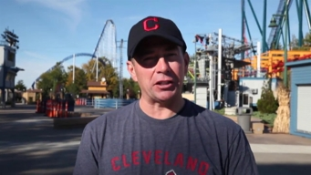 Cedar Point Pays Up on Cubs World Series Bet