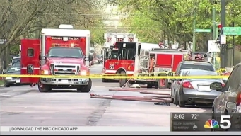Man Found Dead at Scene of HazMat Situation in Hyde Park