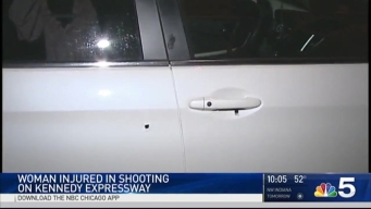 Woman Shot While Driving on Kennedy Expressway