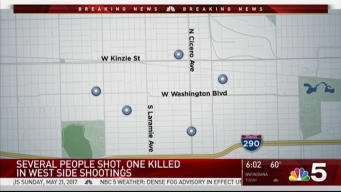 9 Shot, 1 Fatally, in 5 Hours on Chicago's West Side