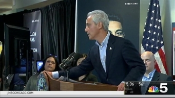 Emanuel Unveils New 'One Chicago' Campaign