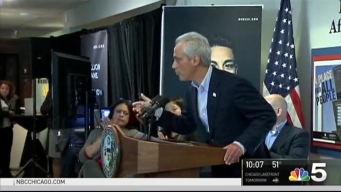 Mayor Rahm Emanuel Unveils 'One Chicago' Program