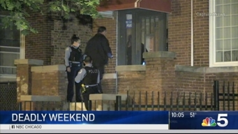 4 Dead Across Chicago in Weekend Shootings