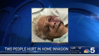 Elderly Couple Beaten, Robbed in Home Invasion