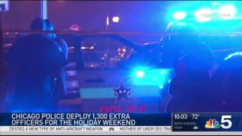 Police Increase Presence Over Memorial Day Weekend