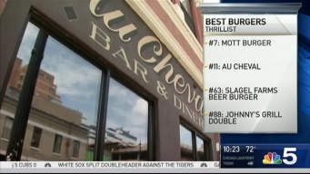 Chicago Burger Ranks in Top 10 Nationally