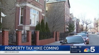 Chicago, Suburbs to See Tax Hikes as High as 10 Percent