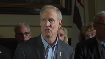 Rauner, Republicans Speak About School Funding