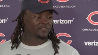 Trevathan Discusses Preparations for Season