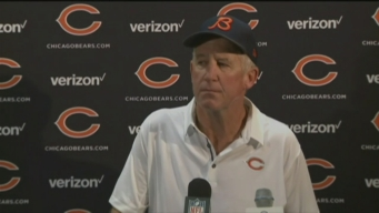 john Fox Discusses Trubisky vs. Glennon