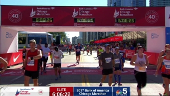 2017 Bank of America Chicago Marathon Finish: 6:04:46