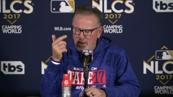 Maddon Addresses Players Who 'May Not Be Here Next Year'