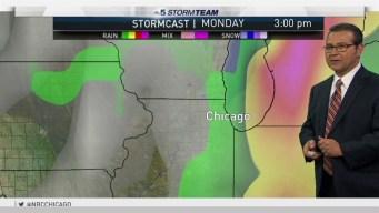Forecast: Rain Gear Required