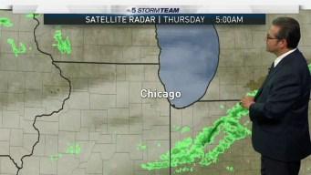 Forecast: Soggy & Foggy Start