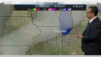 Forecast: Cold Start, Areas of Fog