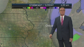 Weather Rollercoaster Set to Begin Friday