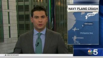 Rundown: Holiday Travel, Teacher Charged, Navy Plane Crash
