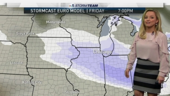 Forecast: Still Cold, Chance for Snow