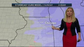 Snowy Weekend Forecast