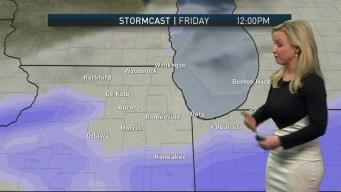 Forecast: Snowstorm Ahead