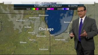 Forecast: Snow-Free