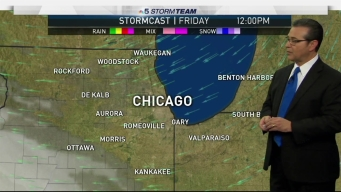 Forecast: Another Nice Day Ahead