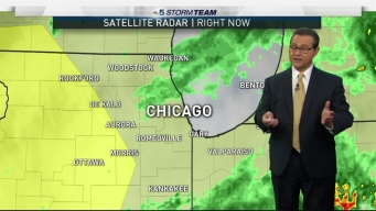 Forecast: Storm Threat Continues