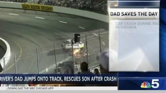 Rundown: Deadly Crash, Salon Fight, Race Rescue