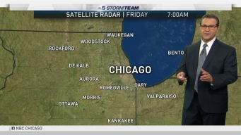 Chicago Weather Forecast: Another Pleasant Day