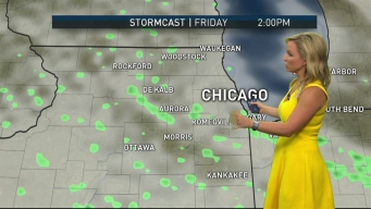 Chicago Weather: Friday Forecast