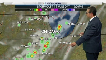 Chicago Weather Forecast: More Storms to Come