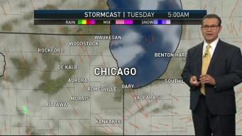 Chicago Weather: Monday Forecast