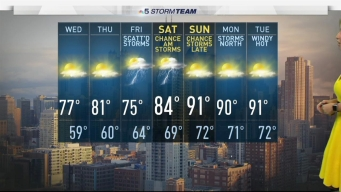 Chicago Weather Forecast: Sunny and Cooler