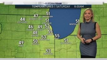 Chicago Weather Forecast: Big Change