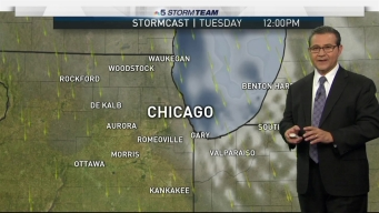 Chicago Weather Forecast: Another Nice Day