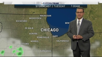 Chicago Weather Forecast: Windy and Warmer