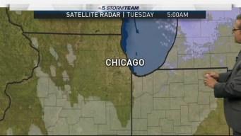 Forecast: Coldest Day So Far This Season