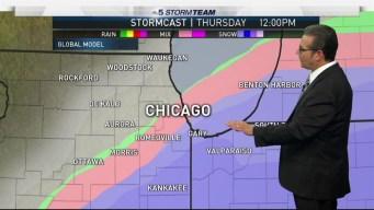 Chicago Weather Forecast: Bright But Brisk