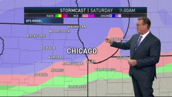 Snowy Weather Heading for Area Thursday