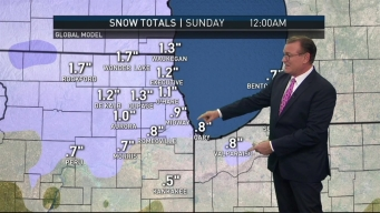 More Snow to Hit Area This Weekend