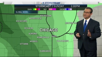 Chicago Weather Forecast: Cold But Quiet Day for Travel