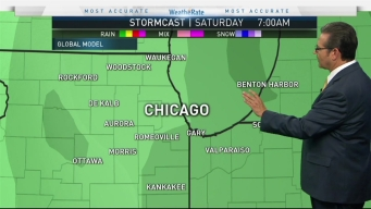 Chicago Weather Forecast: Windy, Milder Conditions Return
