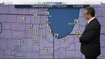 Chicago Weather Forecast: Areas of Dense Freezing Fog