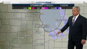 Chicago Weather Forecast: Cloudy Skies, Scattered Showers