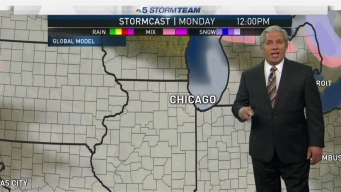 Chicago Weather Forecast: Cloudy, Windy With Falling Temps