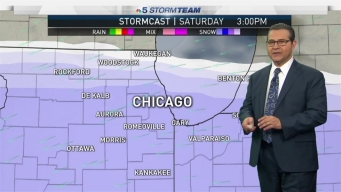 Chicago Weather Forecast: Quiet Today, Snow on the Way