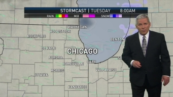 Monday Forecast: Seasonal, Sunny Weather on Tap
