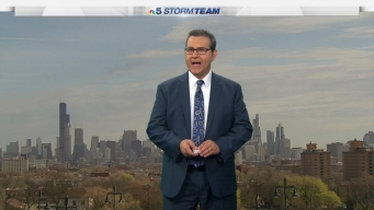 Chicago Weather: Windy and Warmer