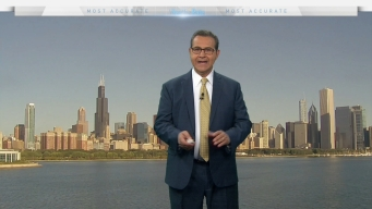 Chicago Weather Forecast: Breezy, Cooler and Less Humid