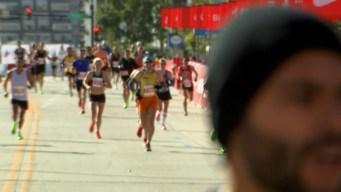 2019 Bank of America Chicago Marathon Finish Line Cam 3